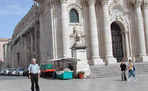 Siracusa Cathedral (Duomo)