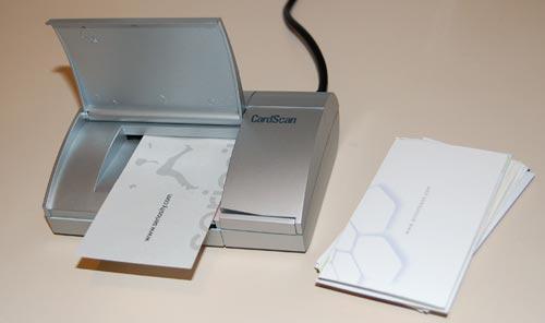 CardScab business Card scanner