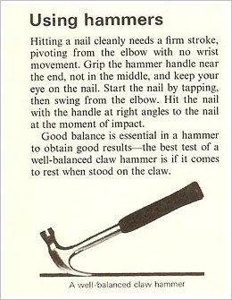 Claw Hammer testing