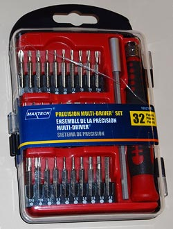 Precision multi-driver set