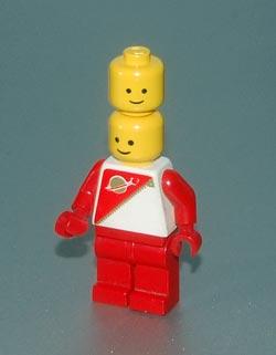 Zaphod Beeblebrox in Lego