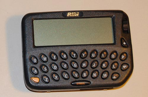 BlackBerry 950 - teh original BllackBerry model!