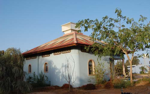 House in Kibbutz Neot Semadar