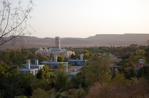 General view - Kibbutz Neot Semadar
