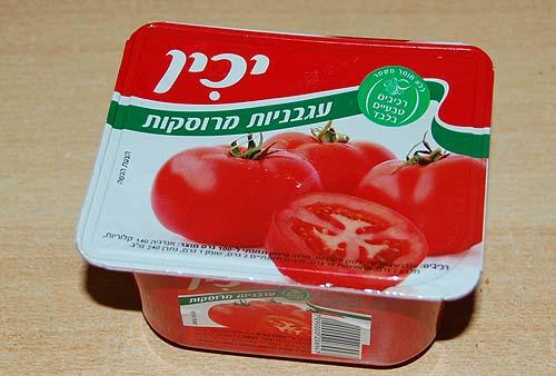 Yakhin crushed tomatoes