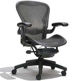 Herman Mille Aeron chair