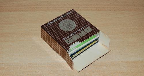 Diskette Box - 21st century