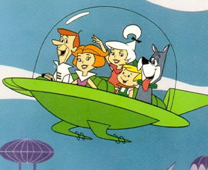 Jetsons aircar