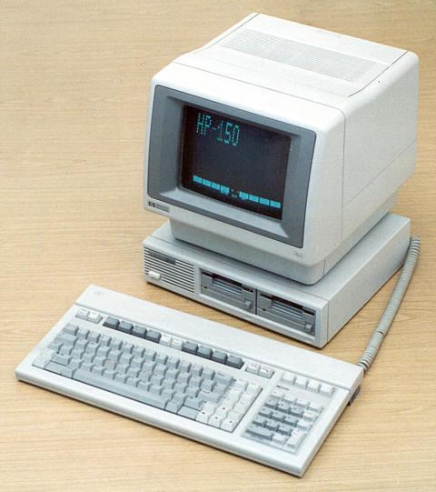 HP 150 computer