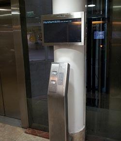 Crashed Elevator