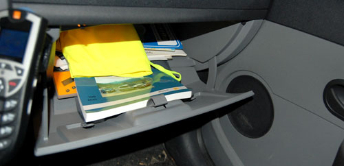 Glove Compartment Renault Clio