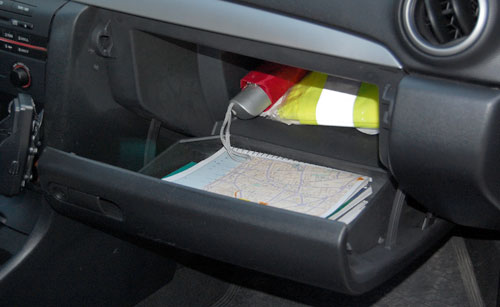 Glove Compartment Mazda 3