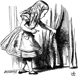Alice by John Tenniel