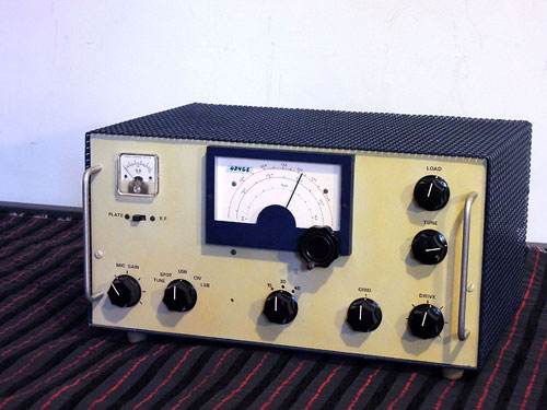 Homebrew SSB transmitter